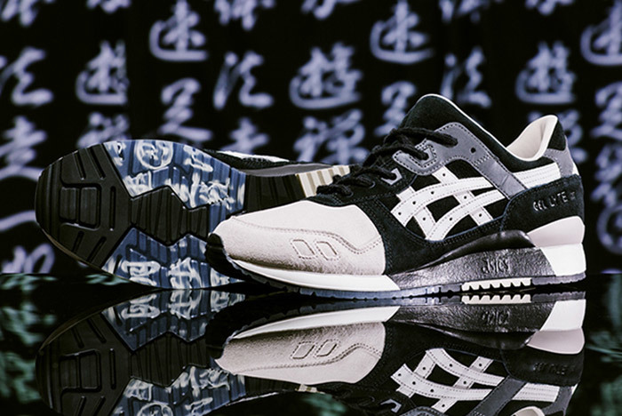 Kicks Lab x ASICS GEL-Lyte III 'KL-Shinobi
