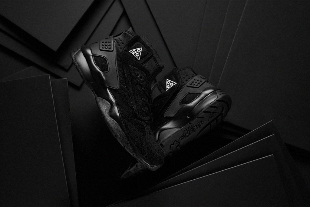 Nike x COMME des GARÇONS Homme Plus Air Mowabb