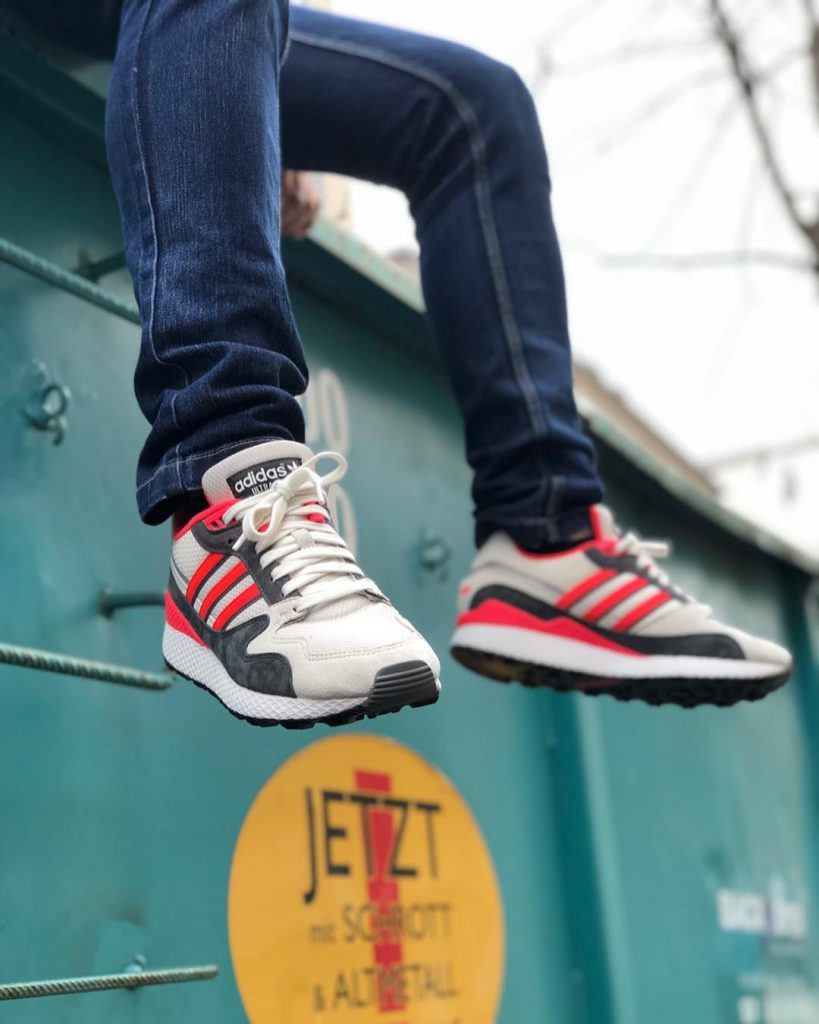 Adidas Ultra Tech Shock Red