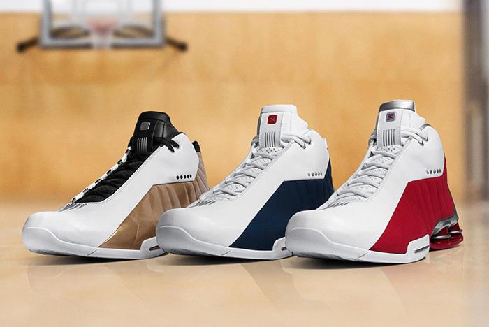 Mẫu giày Nike Shox BB4