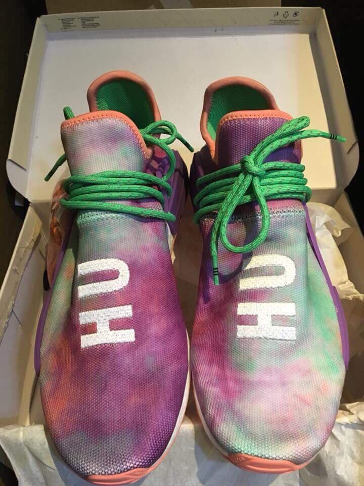 Adidas Pharrell NMD HU defect
