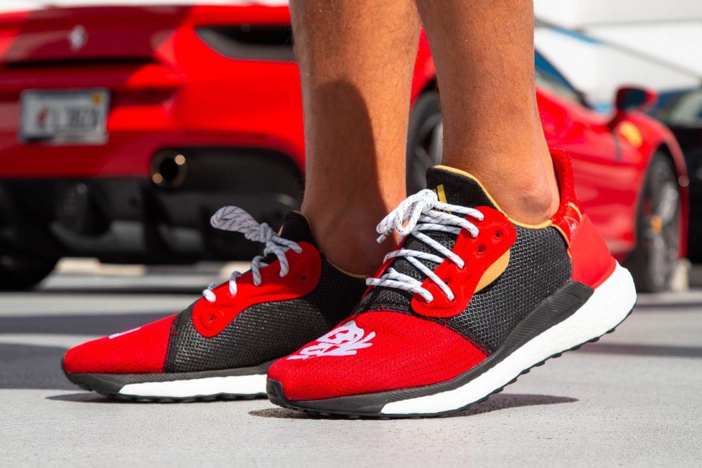 Adidas Solar Hu Glide Chinese New Year