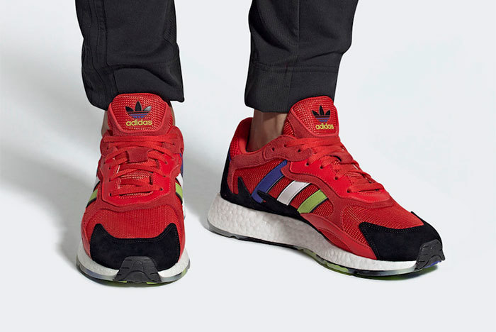 Adidas TRESC Run Asterisk Collective