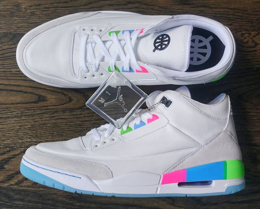 Air Jordan III Retro Quai54 2018