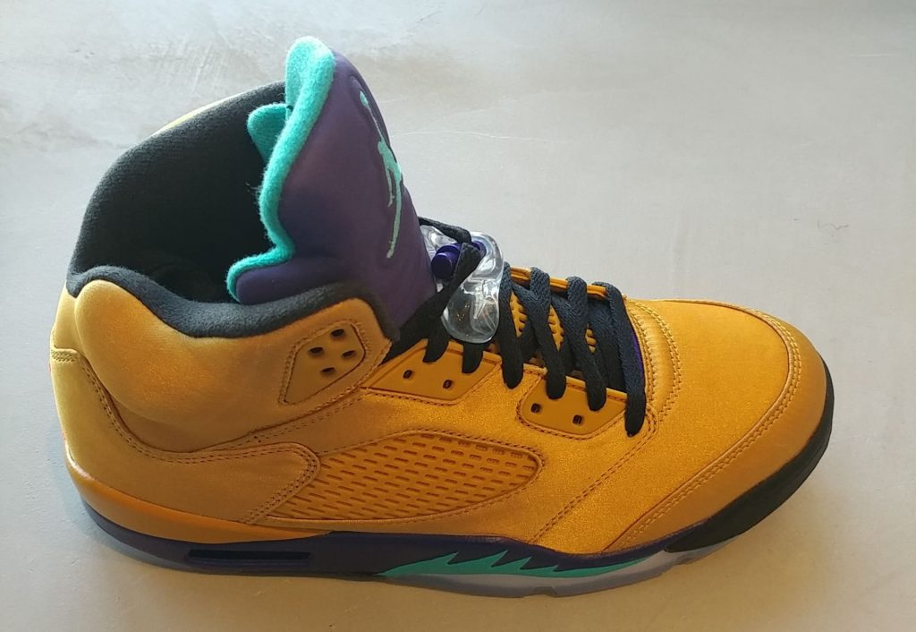 "Air Jordan V Retro ""Fresh Prince"""