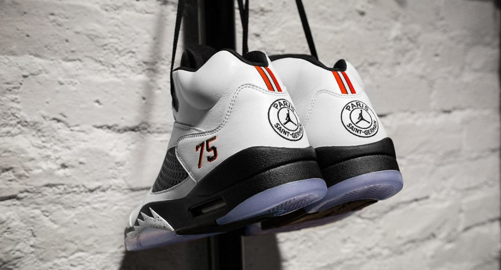 Air Jordan V Retro Paris Saint-Germain