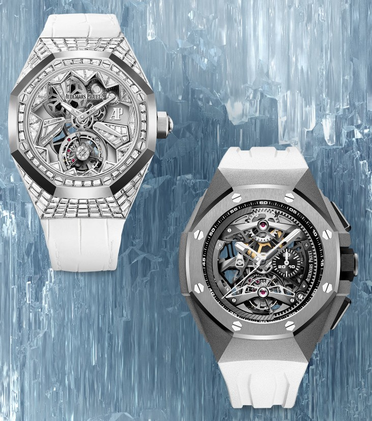 Audemars Piguet Royal Concept the icons