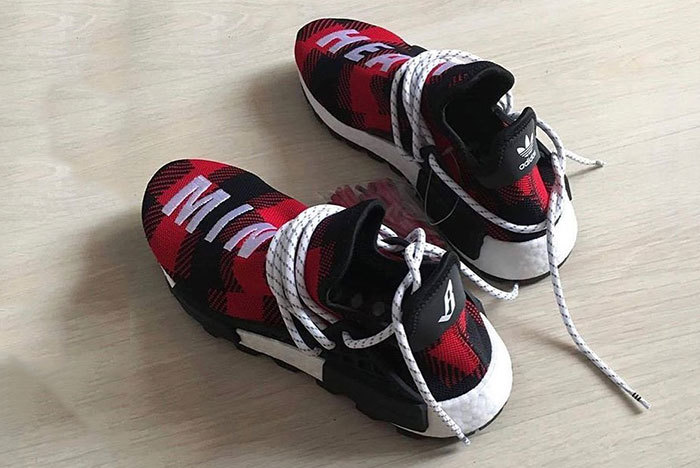 Billionaire Boys Club x adidas Hu NMD Heart and Mind