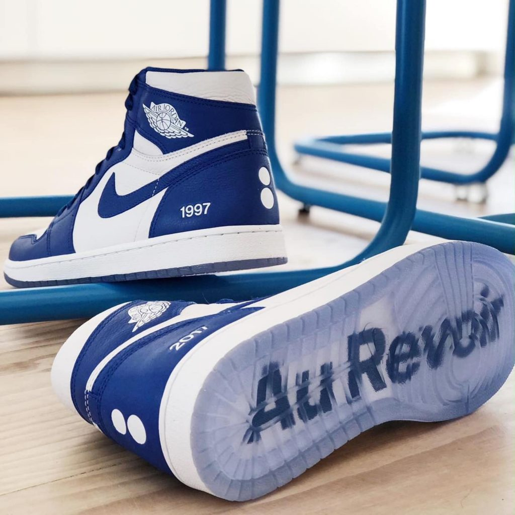 Colette x Air Jordan I Retro High