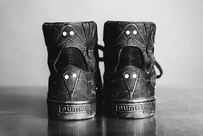 En Noir Puma Suede