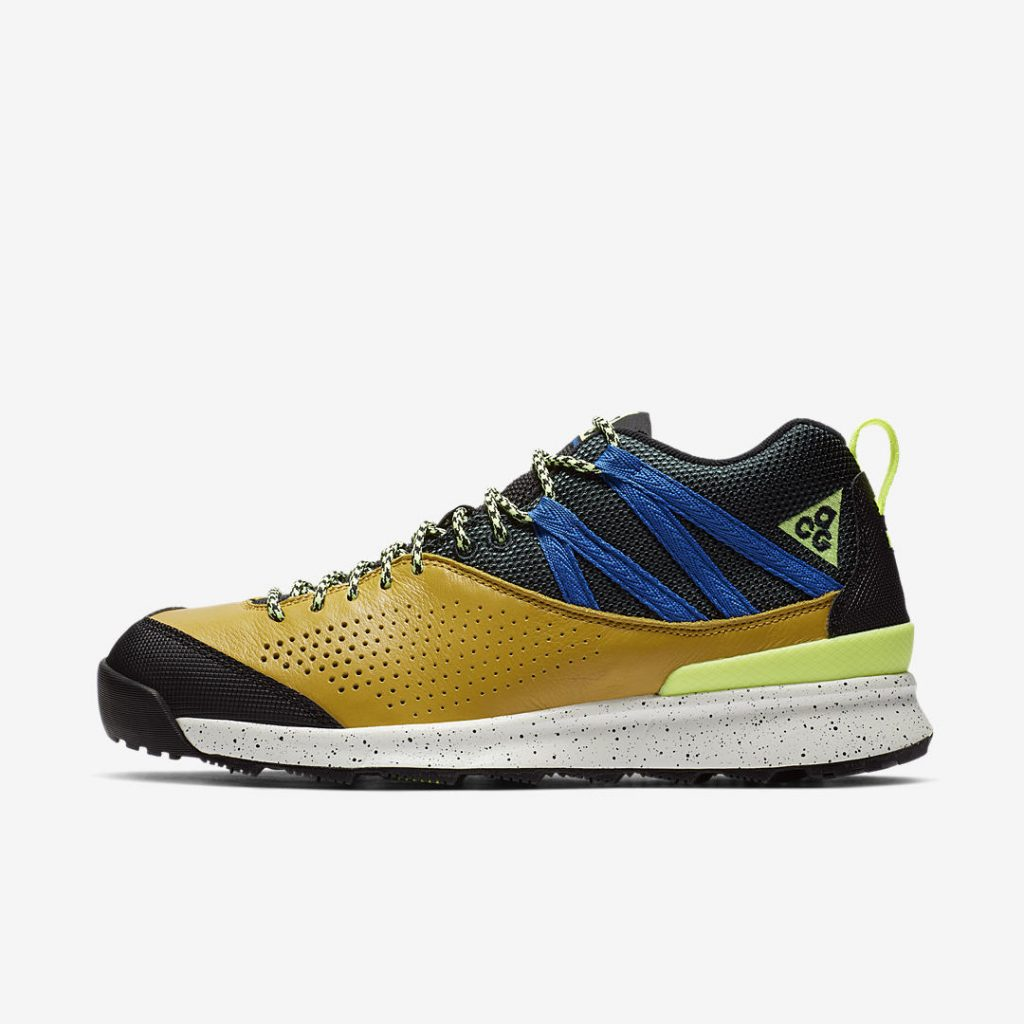 Nike ACG Okwahn II Dark Citron 3