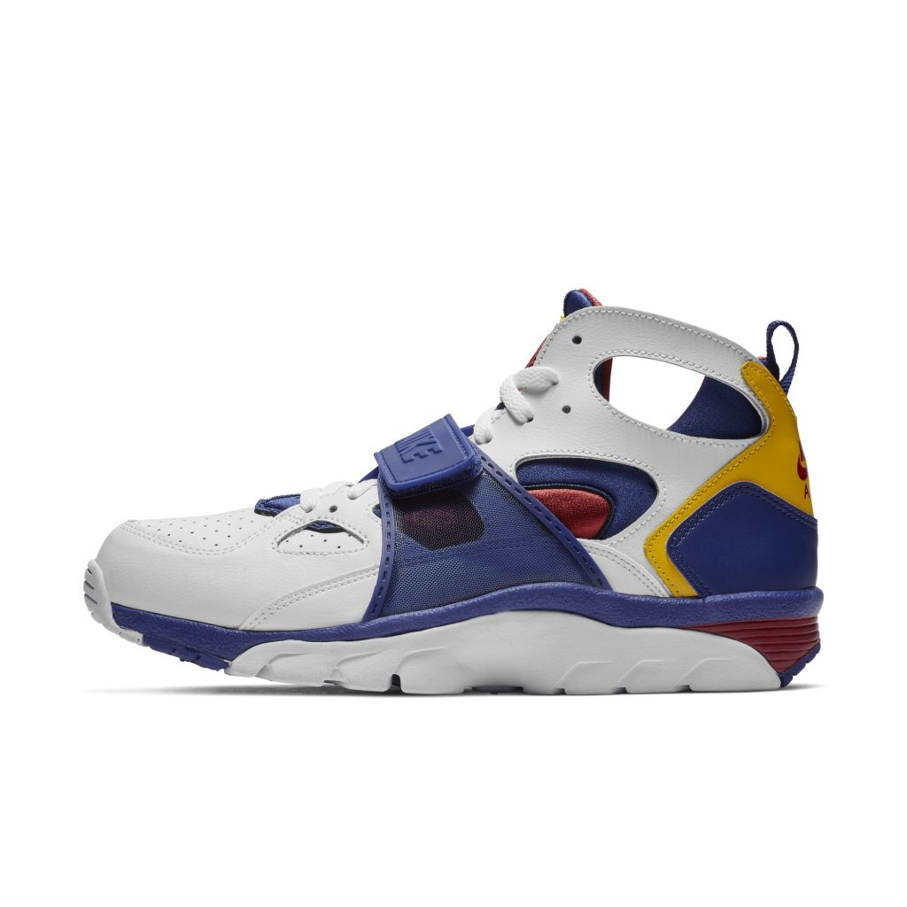 Nike Air Trainer Huarache White Regency Purple Armadillo