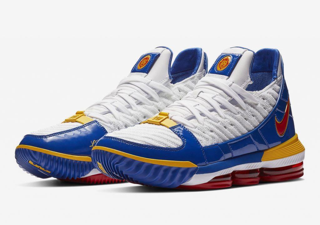 "Nike LeBron 16 ""SuperBron"" 1"