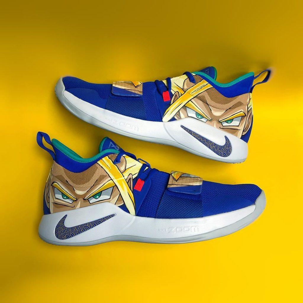 Nike PG 2.5 Gohan by Melonkicks 1