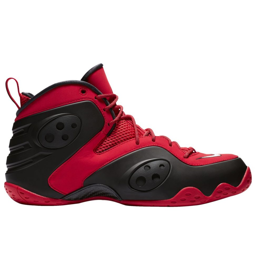 Nike Zoom Rookie University Red Black