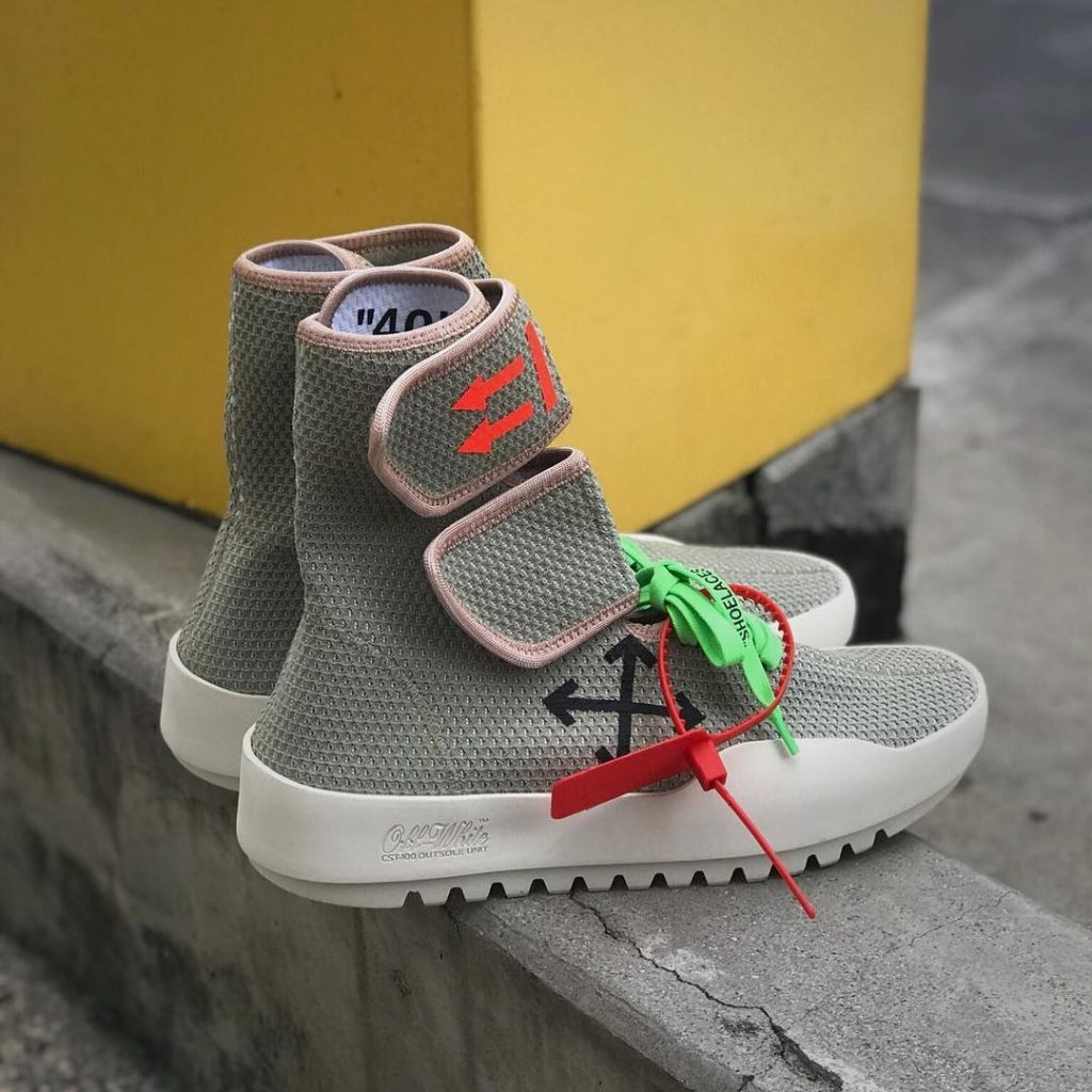 Off-White CST 100 sneaker