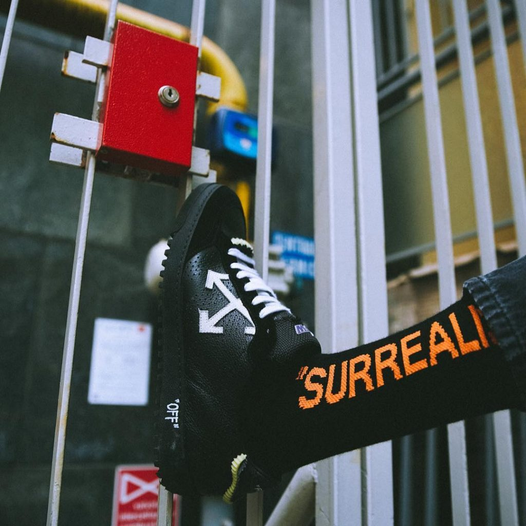 Off White Surealist