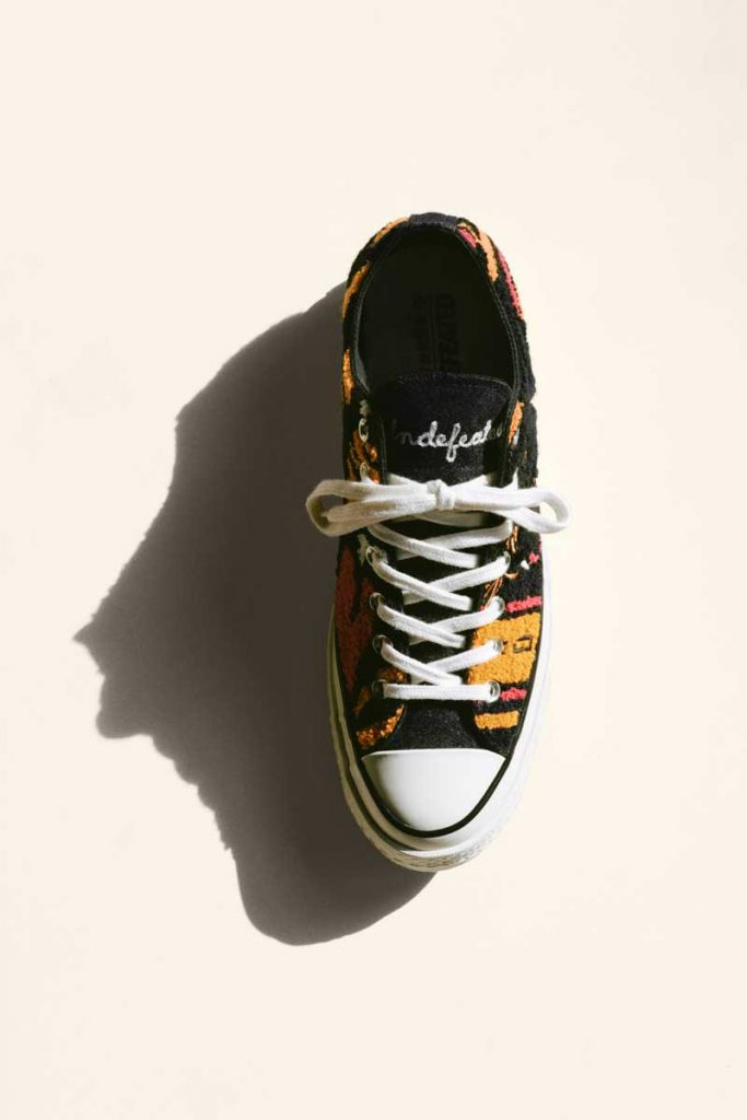 Undefeated Converse Chuck 70