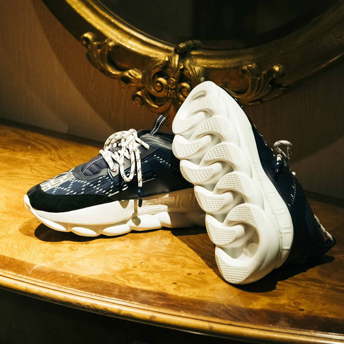 United Arrows Sons x Versace Chain Reaction