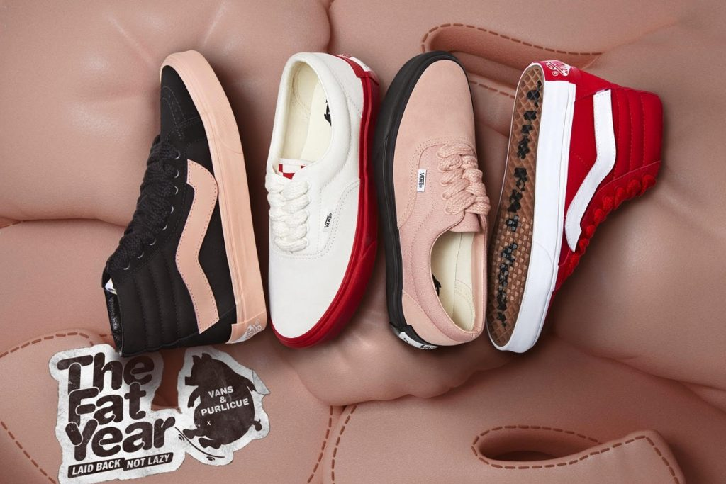 Vans Year of the Pig