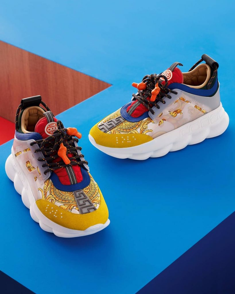 Versace Chain Reaction Barocco