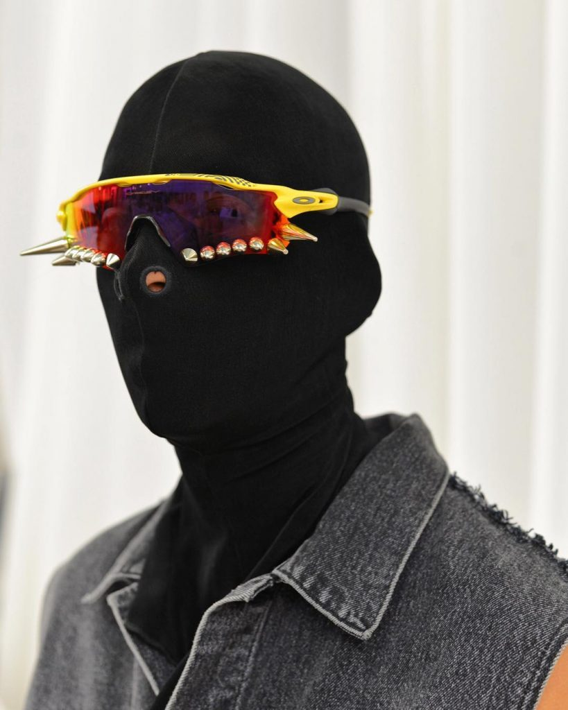 Vetements x Oakley Prizm sunglasses