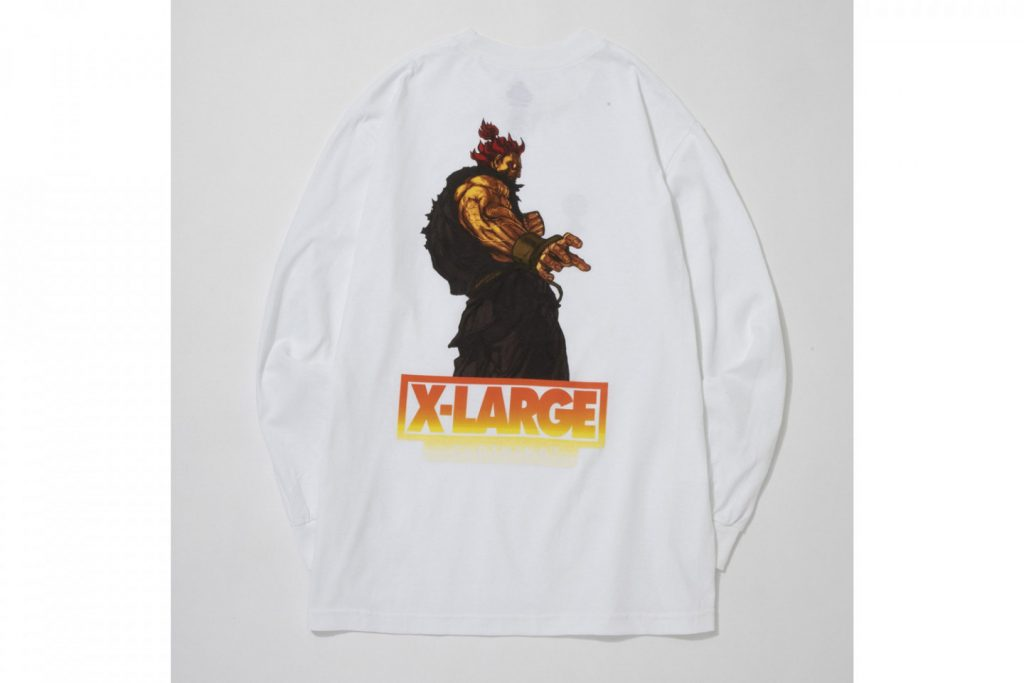 XLarge Street Fighter Alpha
