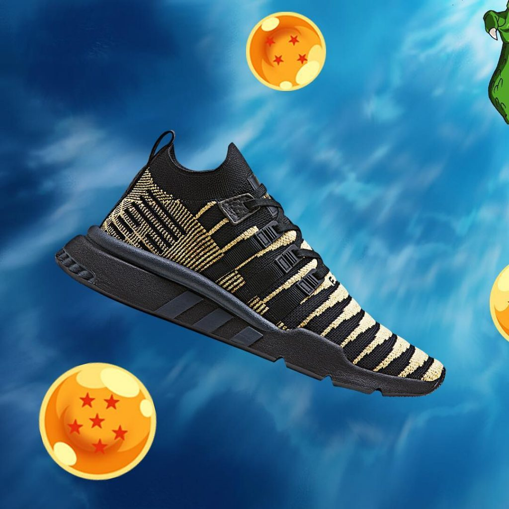adidas Dragon Ball Z Golden Shenron