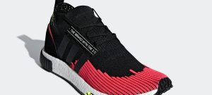 "Adidas NMD RACER PK ""Solar Red"""