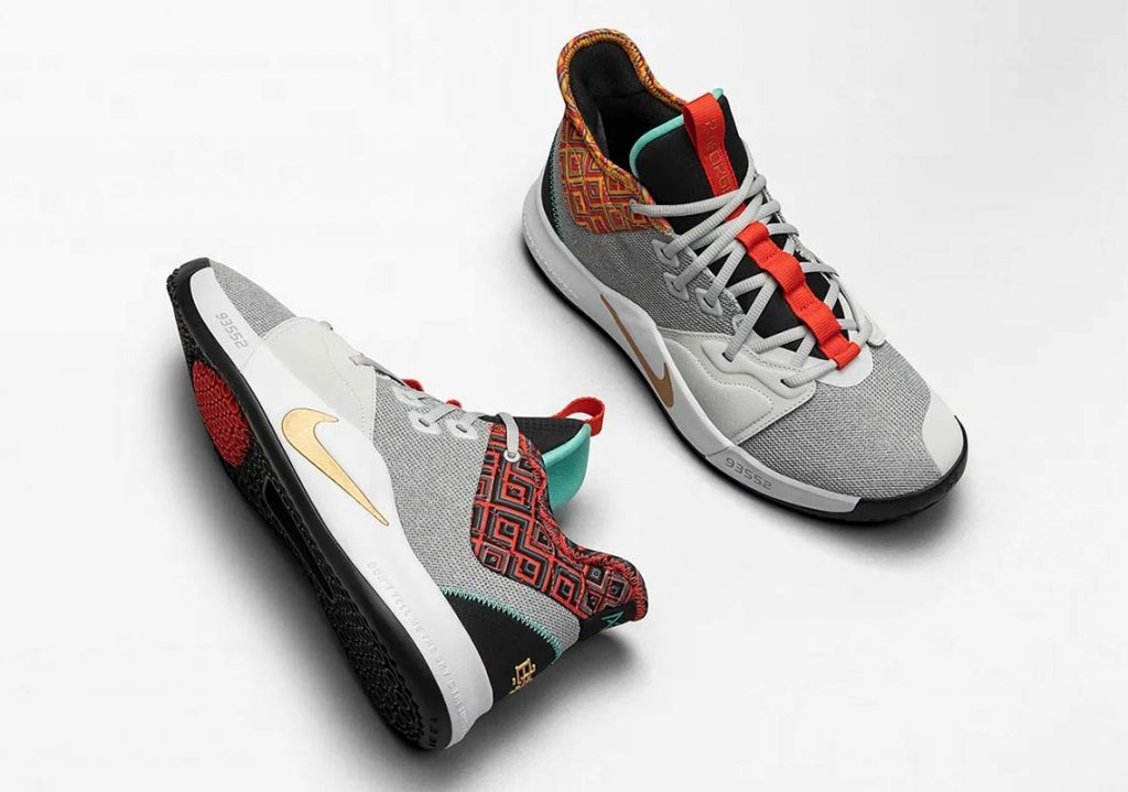 Nike PG 3 BHM