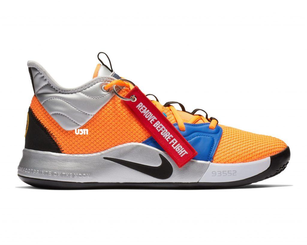 Nike PG 3 Nasa 3