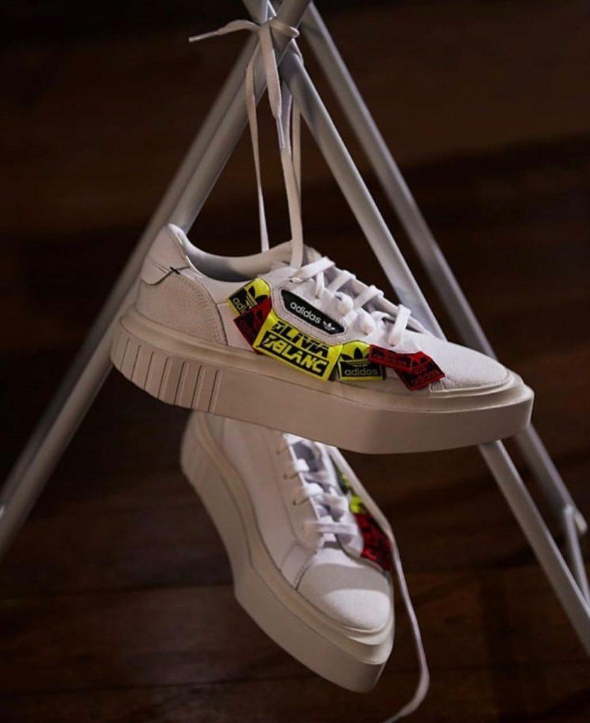 Oblanc x adidas Hypersleek