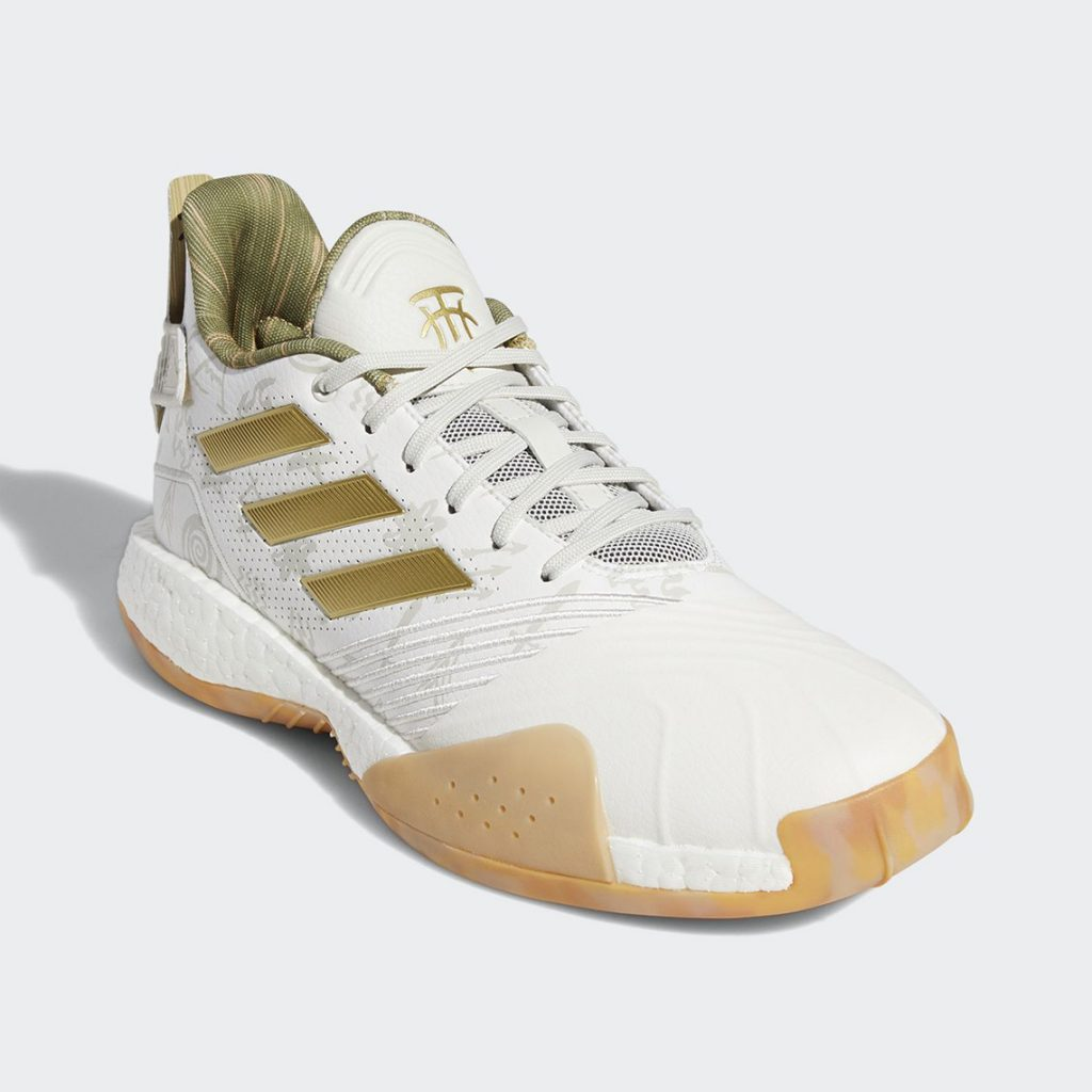 adidas TMAC Milennium White Gold