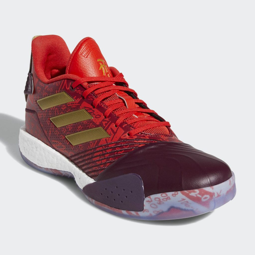 adidas TMAc Milennium Red