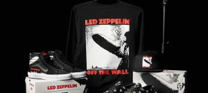 Led Zepplin x Vans