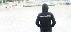 Áo hoodie Final Ranger